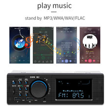 Car MP3 Player AUX Audio Bluetooth 4CH FM Charging Music Player 2.1A Control