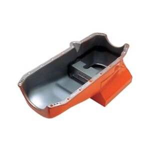 Transdapt 8991 Street/Strip Oil Pan (7 Qt) For 80-85 Chevy 283-350 NEW