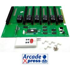 6 in 1 Jamma Switcher Extension Multijamma PCB Converter Arcade Machine
