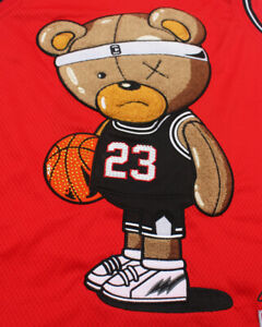 CIVILIZED Clothing Chicago Bulls #23 Air Bear Jersey