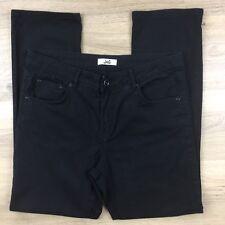 JAG Straight Leg Black Women's Jeans Size 13 W33 L29 (AO4)