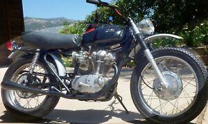 Ducati Single REAR AXLE Bevel 250 350 Scrambler Mark 3 Diana 450 175 Mach 1 Nuts