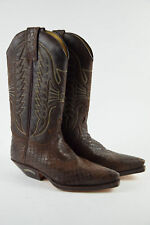 * Sendra Western Style Cowboy Boots Brown Women size 3.5