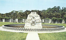 Brookgreen Gardens Sculpture Visionaries Postcard Murrells Inlet South Carolina