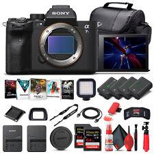 Sony Alpha a7S III Mirrorless Camera Body Only ILCE7SM3/B - Pro Bundle