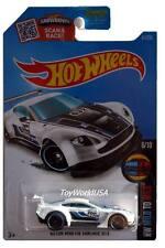 2016 Hot Wheels #61 HW Mild to Wild Aston Martin Vantage GT3 white