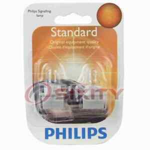 Philips Instrument Panel Light Bulb for Pontiac Tempest 1991 Electrical hi