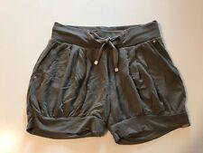 Celyn b. Jeans Elisabetta Franchi shorts colore tortora Tg.40