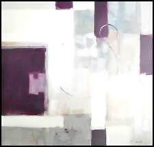 Fara Bell After Midnight I póster son impresiones artísticas imagen en el marco de aluminio negro 60x60cm