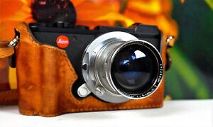 Leica - Leitz  Summitar f= 5 cm  1: 2   .... Objektiv....