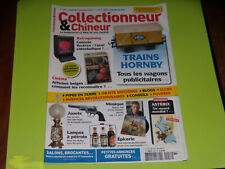 COLLECTIONNEUR & CHINEUR N° 257 - TRAINS HORBY - RETROGAMING ...