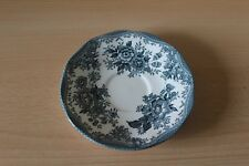 ENOCH WEDGWOOD (TUNSTALL) COTTAGE ROSE SAUCER for RINGTONS 1960's ?