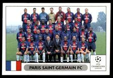Panini Champions League 2000/2001 - PSG Team No.229