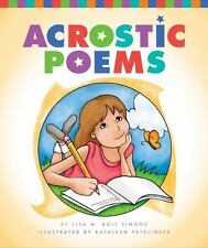 Acrostic Poems (Poetry Party) by Simons, Lisa M
