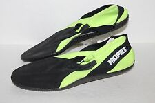 Propet Water Socks / Shoes, #3899, Black/Lime, Men's US Size 11 / 12