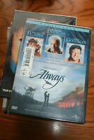 ALWAYS - DVD - STEVEN SPIELBERG FILM - HOLLY HUNTER - NEW AND SEALED!!!