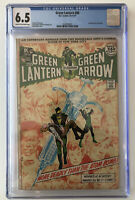Green Lantern #86 CGC 6.5 Neal Adams DENNY O'NEIL 1971