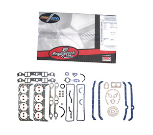 Full HD Engine Gasket Set - 1959-1985 Chevrolet SBC 327 350 Stainless Gaskets