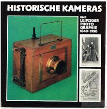 Austellung Historische Kameras und Leipziger Photographie 1840-1950: Langner