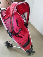 Quinny Zapp Xtra Rot Jogger Einsitzer Seat Kinderwagen