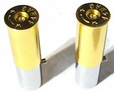 toggle switch extension(2) bullet casing style aluminum for Kenworth dash 44 mag