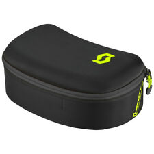 SCOTT MX Goggles Bag Black Neon Yellow Small 2 Piece Motocross Goggle Case
