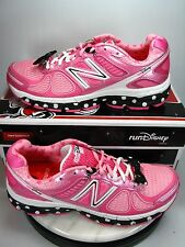 NEW New Balance 860 V4 DISNEY RUN MINNIE MOUSE SHOE RARE BOW Clips SIZE 11.5 US