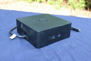 Dell Genuine K16A Thunderbolt Dock - USB-C -  - No AC Power Supply