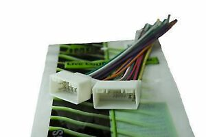 Wire Harness for Hyundai Kia For Stereo Radio Replacement After Market US SHIP