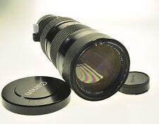 Canon Zoom Lens FD 85-300mm F4.5 S.S.C. Broken - Parts/Repair