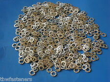 3mm STAR WASHER INTERNAL SHAKEPROOF BRIGHT ZINC PLATED M3 WASHERS PACK 100