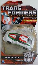 "WHEELJACK Transformers Generations 5"" inch Deluxe Class Autobot Figure 2011"