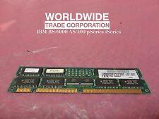 IBM 93H6822 4115 128MB EDO DRAM DIMM Memory 60ns ECC F40 240 pSeries