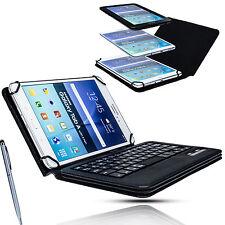 Schutz Hülle Smart Cover Bluetooth Tastatur QWERTZ für Apple iPad mini 3