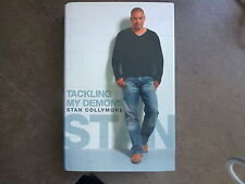 Stan Collymore Autobiography (signed) - Tackling my demons