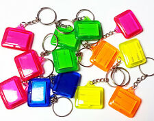 10pc Key Ring Name Tag Hold on School Bag Birthday Party Favor Pinata Bag Filler