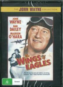 The Wings of Eagles DVD John Wayne New Sealed Australian Release