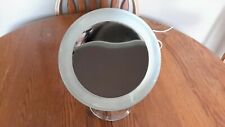 Vintage Rialto Lucite Vanity Make Up Light Mirror