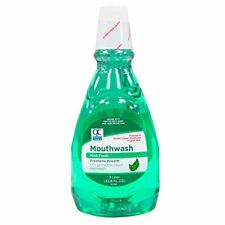 Quality Choice Mint Fresh Mouthwash 33.8oz Each