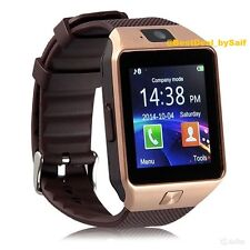 DZ09 SMART Watch Phone For Android iOS Bluetooth, Camera, SIM Card & Memory Slot