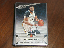 2017 Panini Player of the Day Anthony Davis