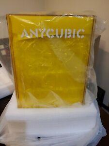 anycubic photon mono x 3d resin printer