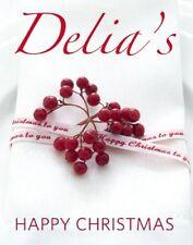 Delia's Happy Christmas,Delia Smith
