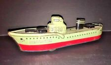 Vintage K-55 Battleship Toy