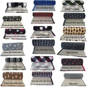 PnH Veterinary Bedding® - NON SLIP - VET BED - By The Roll - VARIOUS DESIGNS
