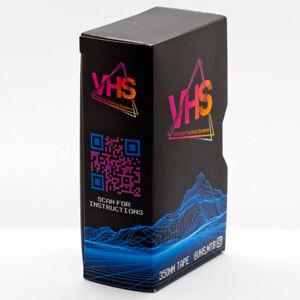 VHS 2.0 Bike Chain Guard Slapper Tape / Noise Reducer (Black)