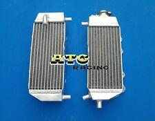 Aluminum radiator for Yamaha YZ125 YZ 125 2005-2014 05 06 07 08 09 10 11 12 13