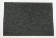 AEG tissu tamis des peluches Filtre mousse noir, pour sèche-linge pompe à chaleur