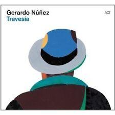 """Gerardo Nunez """"Travesia"""" CD NUOVO"""