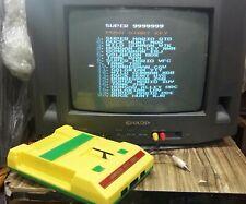 COMPUTER VIDEO GAME 8BIT NES FAMICLONE VINTAGE  كمبيوتر عائلة قديم تراث أنتيك